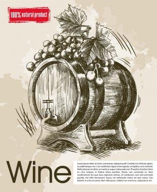 tasting of vintage wines