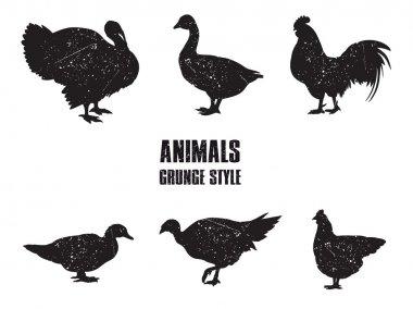 farm animals icon