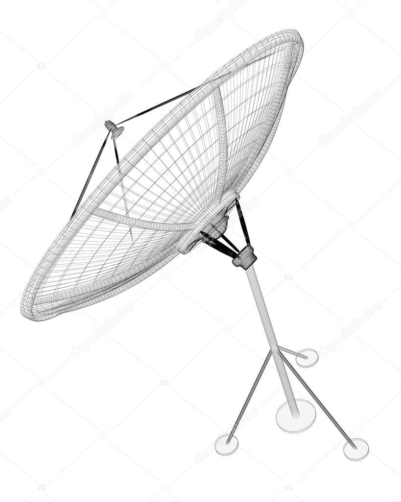 satellite antenna digital stock photo podsolnukh 114854700 Dish HD Satellite Dish satellite tracking system satellite dish on the background photo by podsolnukh
