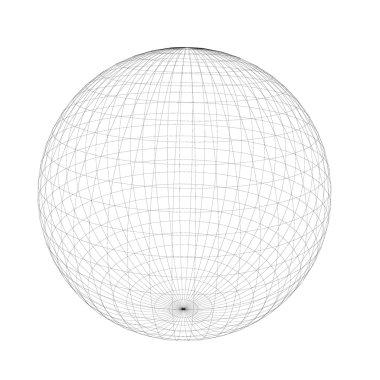 Geometric gimp sphere