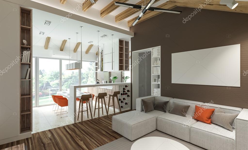 Arredamento Moderno Elegante : Righetti mobili elegante arredamento interni moderno good arredo