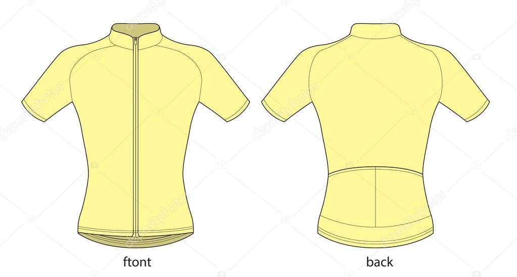 4921d91f34f Πρότυπο ζέρσεϊ ποδηλάτων — Διανυσματικό Αρχείο © Lukaves #109622228