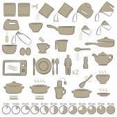 Fotografia Manuale istruzioni per la cottura