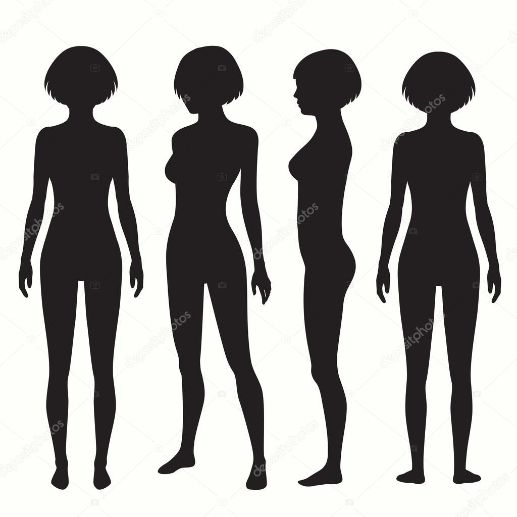 Anatomía del cuerpo humano — Vector de stock © eveleen #85260136