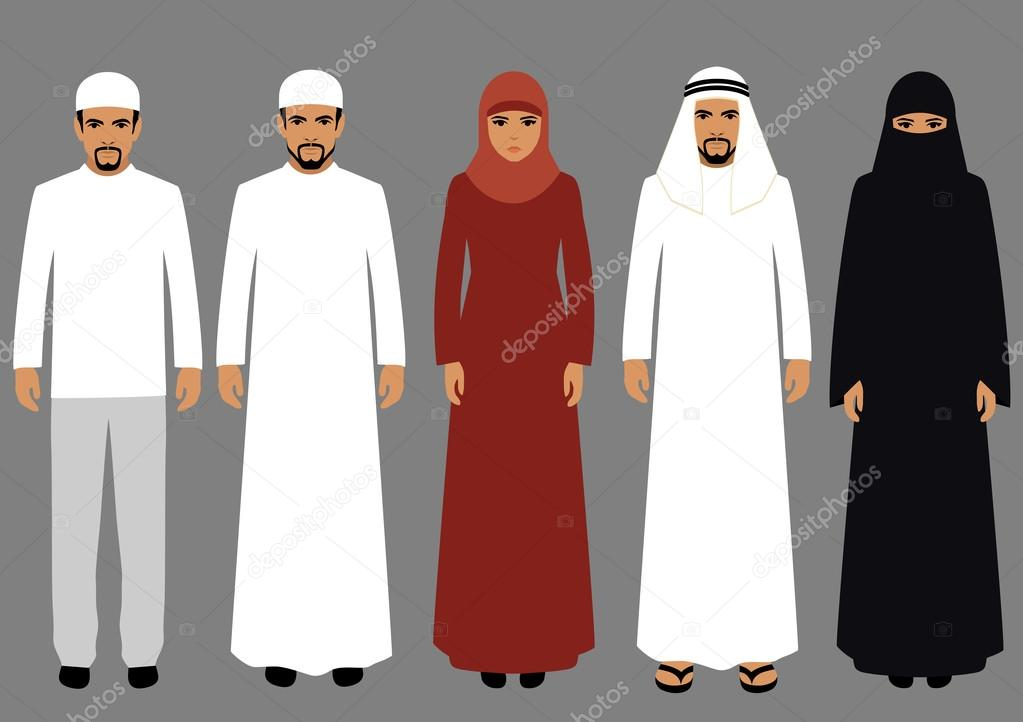 Arabic People Animated | www.pixshark.com - Images ...