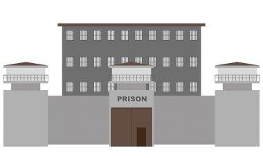 Vector prison building