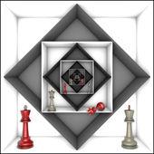 Photo Power and freedom (chess metaphor)