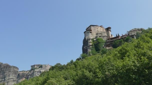 Meteory Řecko, klášter sv. Mikuláše Anapafsase