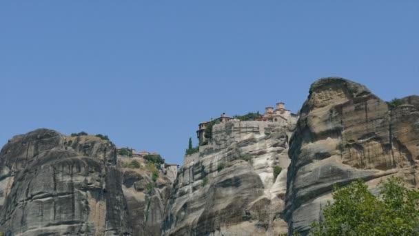 Monastery Varlaam and Great Meteoron, Greece