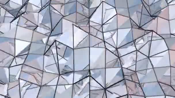 Changing polygonal mirrors
