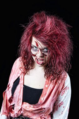 Zombie Red Head