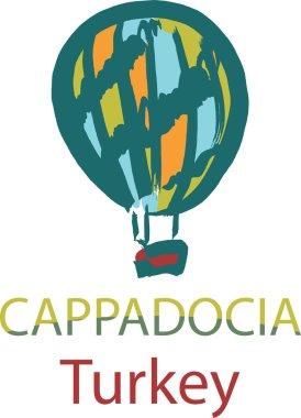 Balloon in Cappadocia, Turkey