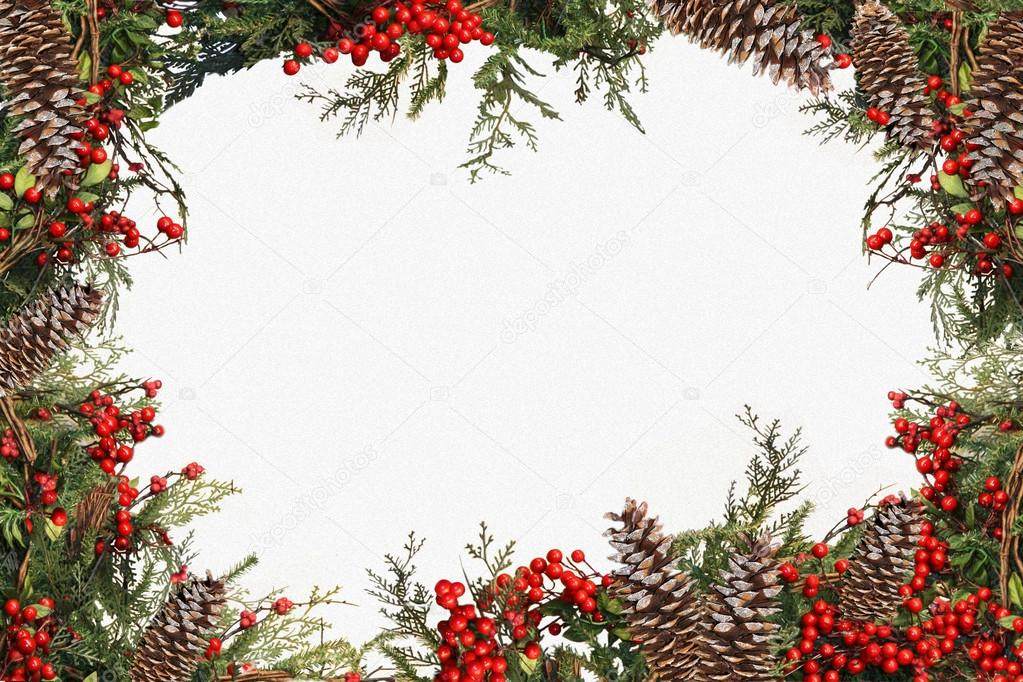 Holiday Christmas Stationary or Background