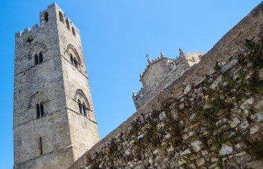 Cathedral of Erice, Santa Maria Assunta, in Erice, Sicily