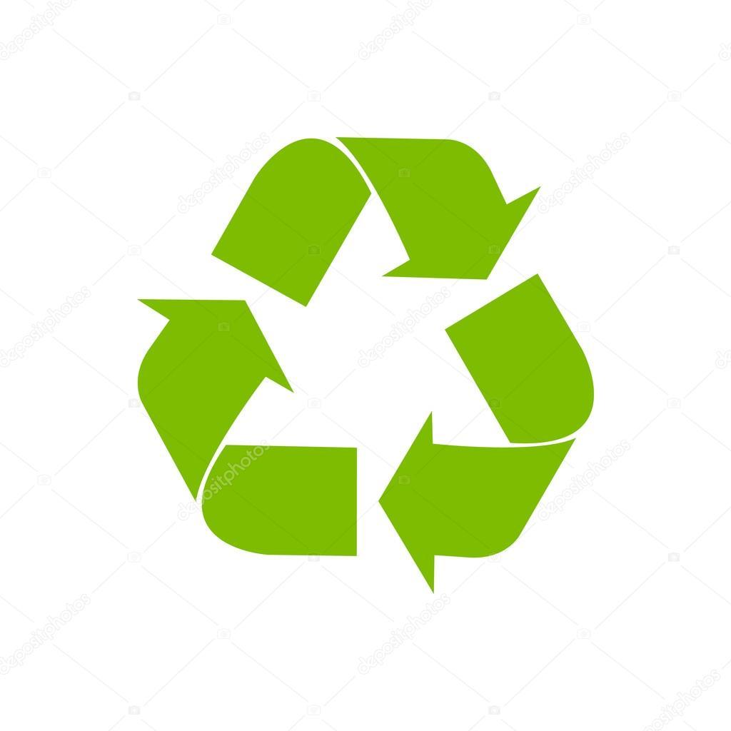 vector recycle symbol recycle vector icon green icon stock rh depositphotos com recycling factory tesco recycle victoria canada