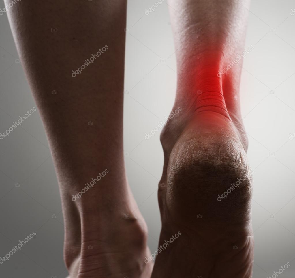 Ayak bileği: Ağrı ağrılıdır