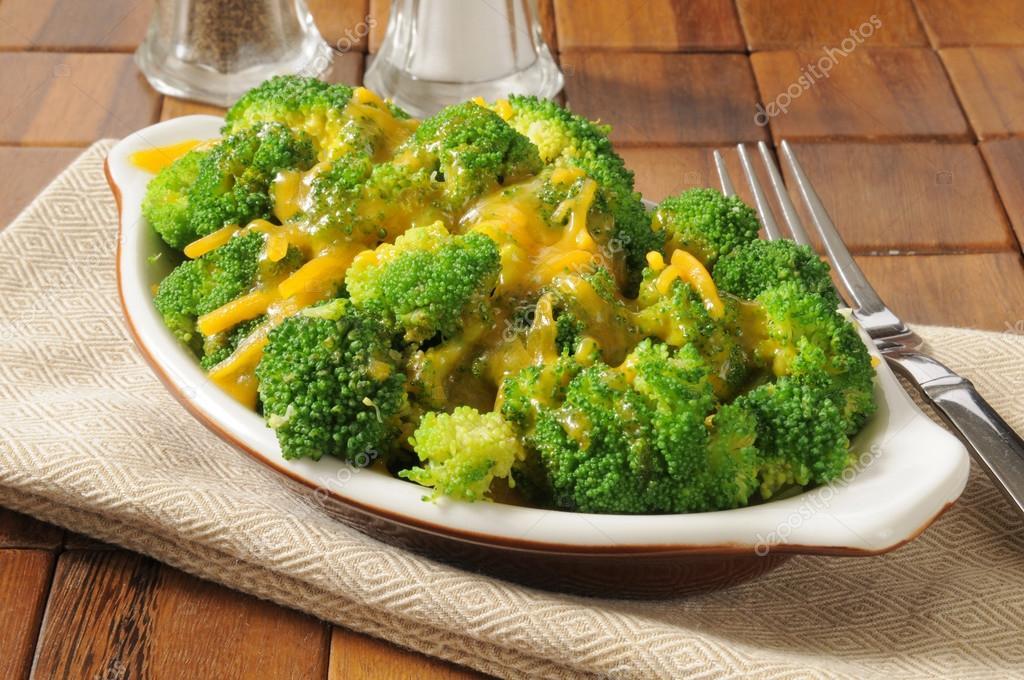 Výsledek obrázku pro brokolice s čedarem