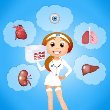 organ donor for trasplant