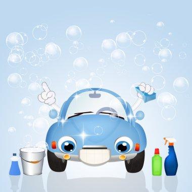 funny car wash
