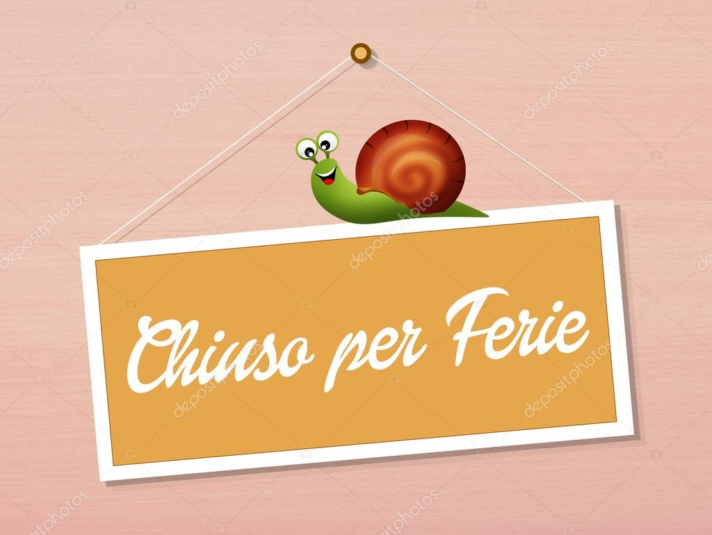 Chiuso Per Ferie Foto Stock Adrenalina 59299933
