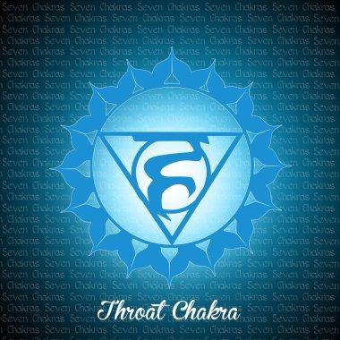 Throat chacra