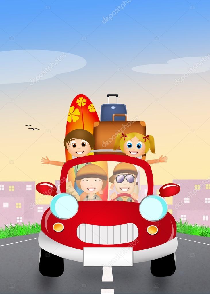 Vacanze in famiglia foto stock adrenalina 74972173 for Vacanze in famiglia