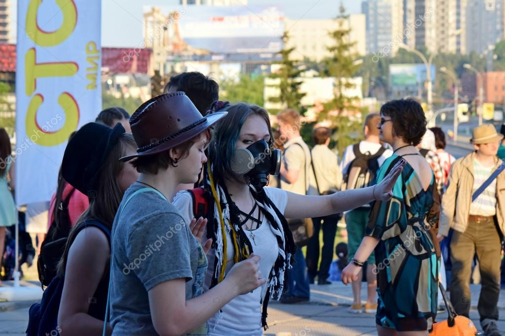 The festival of youth subcultures and cosplay