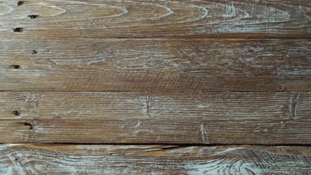 Holz Hintergrund Textur Board. Pfanne über Holzstruktur