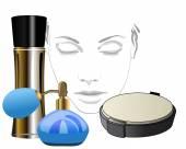 Kosmetikprodukt für Gesicht