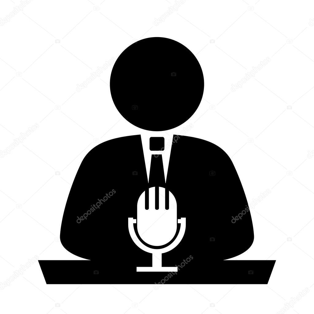 Ungewöhnlich Symbol Des Sprechers Bilder - Der Schaltplan ...