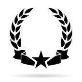 babér koszorút ikon