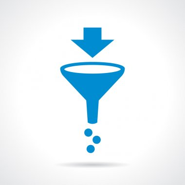 Funnel filter icon