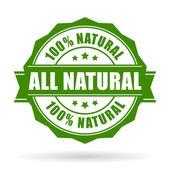Fotografia Icona di vettore naturale tutti