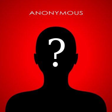 Anonymous vector icon