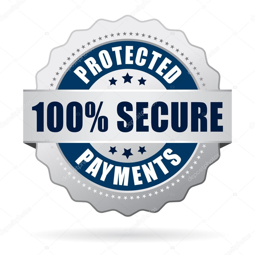 Secure protected payments icon — Stock Vector © Arcady #87617112
