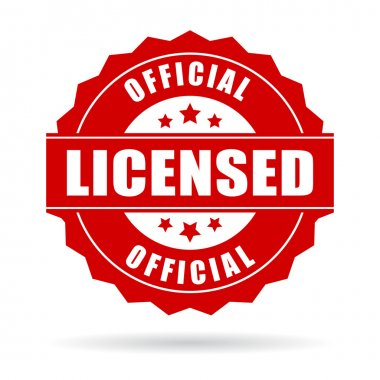 Official licensed icon