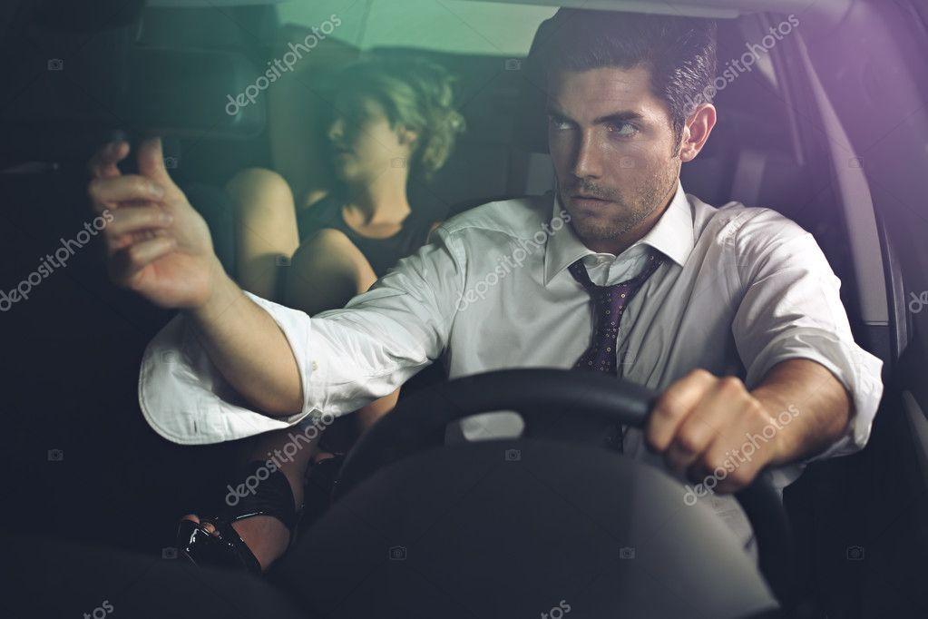 Chauffeur ou chauffeur demarcheur