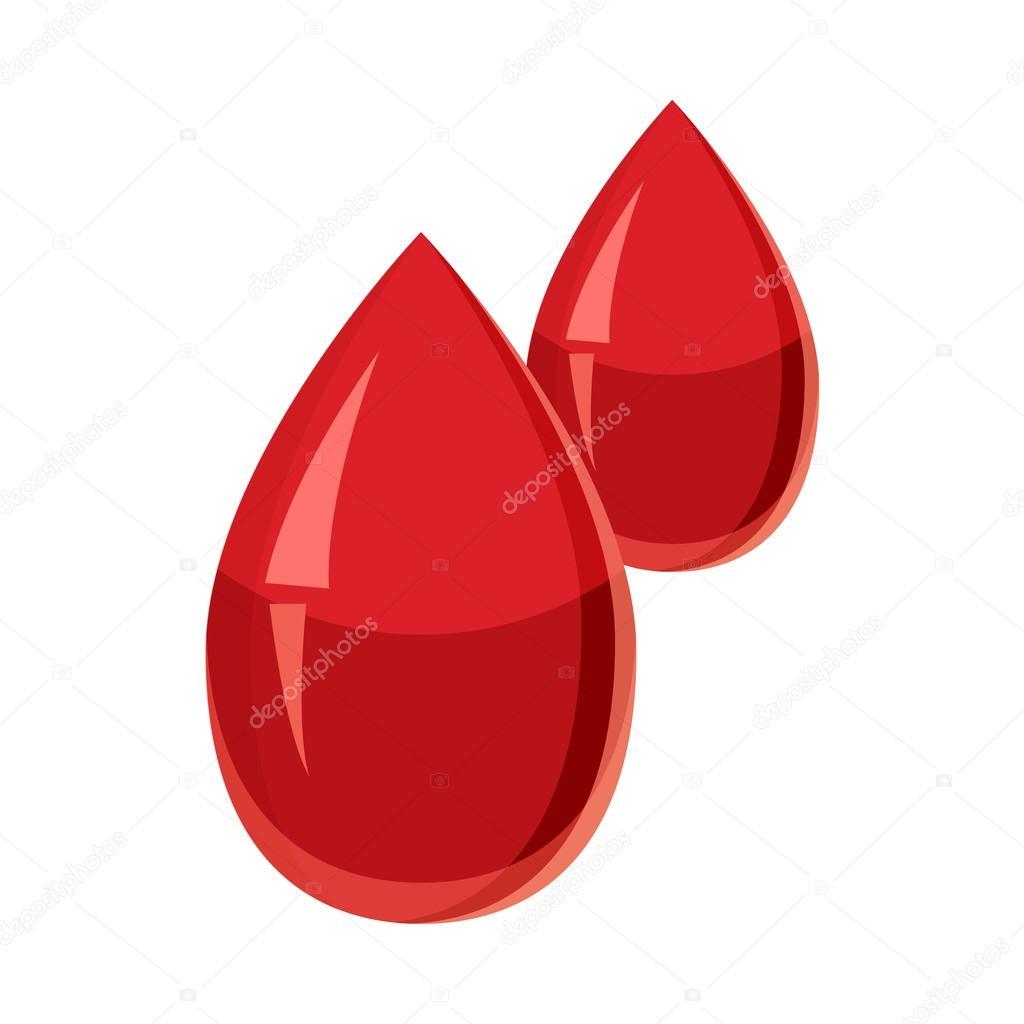 Resultado de imaxes para dos gotas de sangre