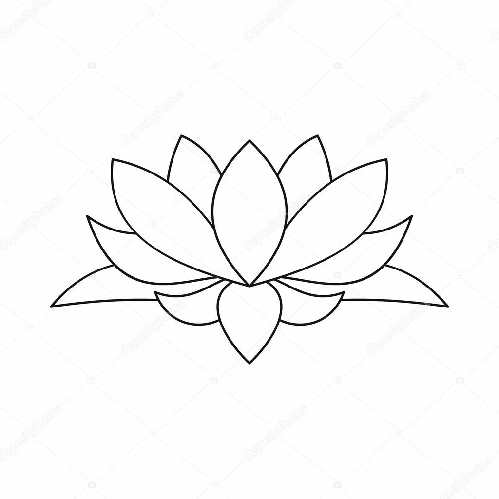 Lotus Flower Clip Art Tumblr Clipart Vector Design