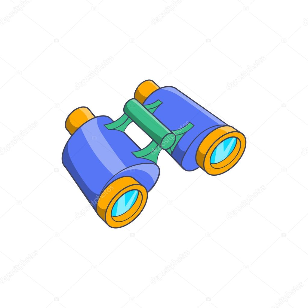 binoculars icon  cartoon style stock vector  u00a9 ylivdesign binoculars vector free vector binoculars official site