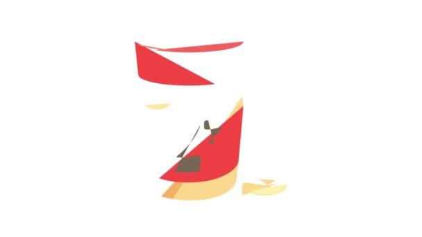 Animace ikon Prášky na spaní