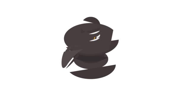 Black jug icon animation
