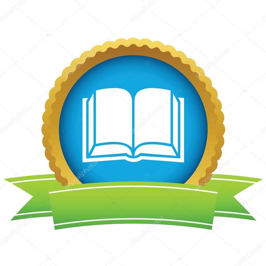 Gold book logo