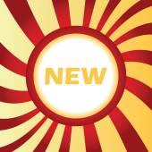 Ikona nové abstraktní