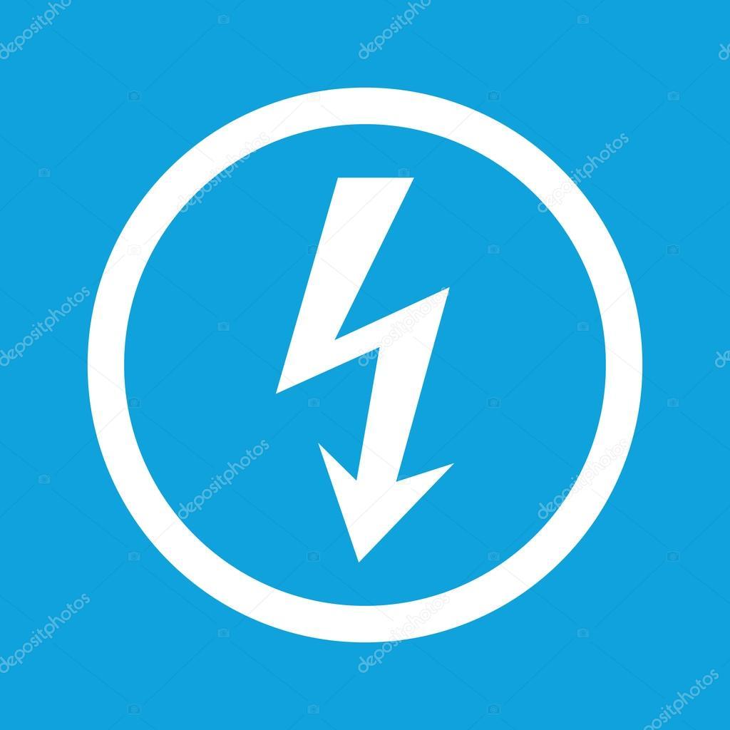 Spannung-Zeichen-Symbol — Stockvektor © ylivdesign #76112427