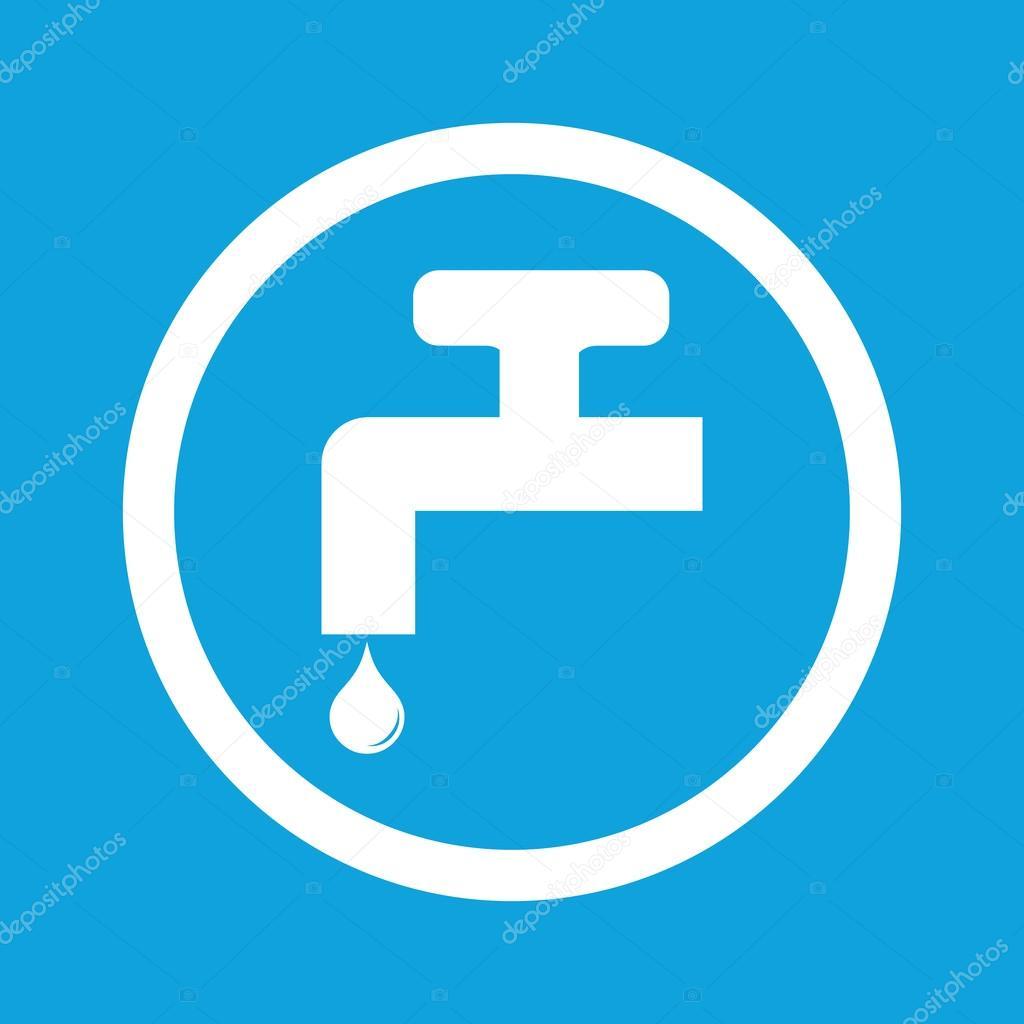 Wasserhahn, ZeichenSymbol — Stockvektor #76115891 ~ Wasserhahn Zeichen Spülmaschine