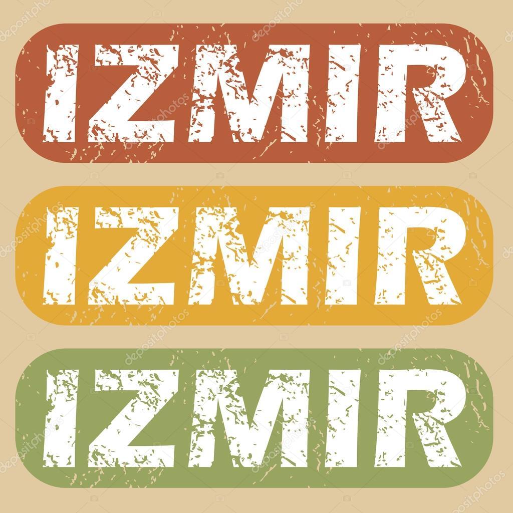 ᐈ Izmir Stock Vectors Royalty Free Izmir Map Illustrations Download On Depositphotos