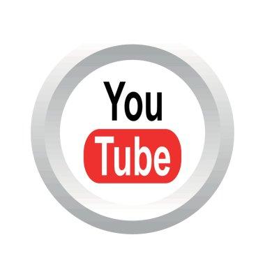 Youtube social logo