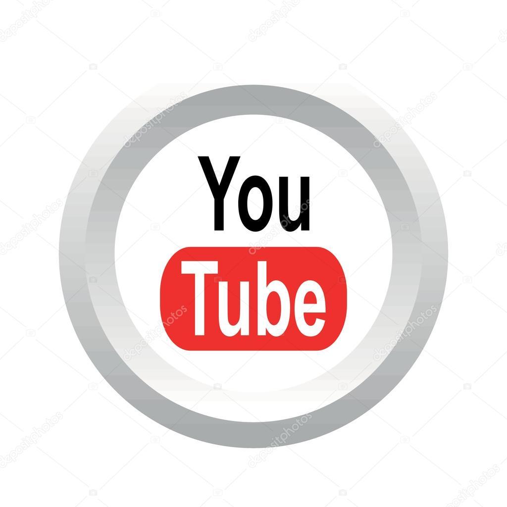 Music youtube free 80 - Youtube Social Logo