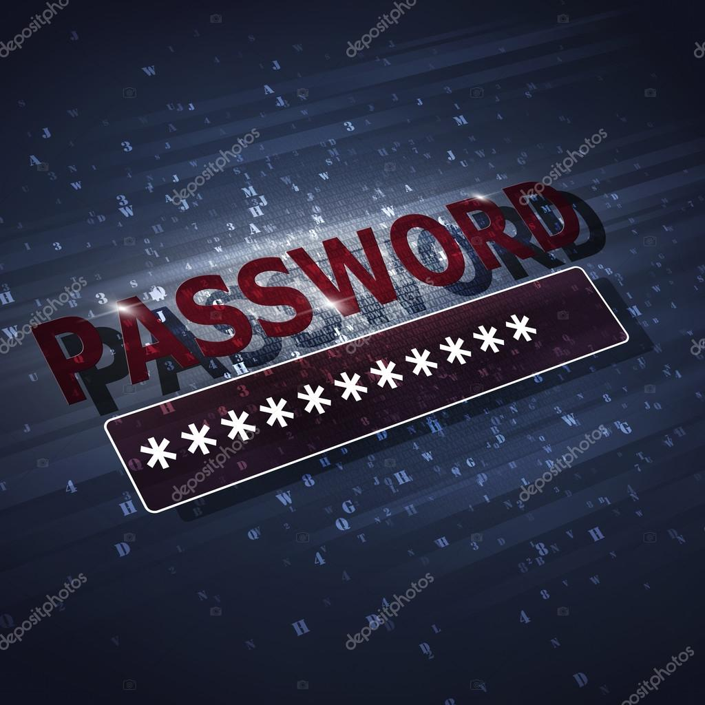 Protection Security Password